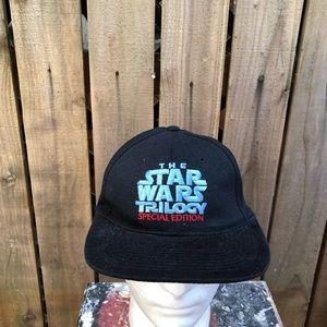 Vintage Star Wars Trilogy Men's Strap-back Hat